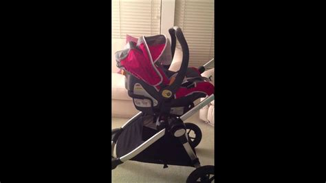 Baby Jogger Adapter for Chicco Keyfit 30 - YouTube
