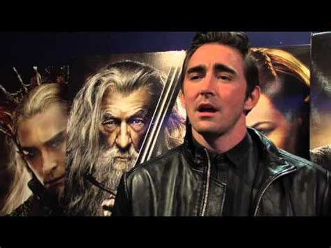 Interview: Lee Pace | The Hobbit: The Desolation of Smaug