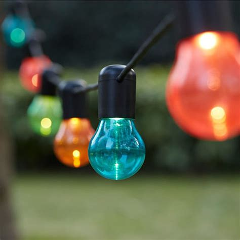 Check out Ikea's new solar-powered outdoor LED lights - CNET