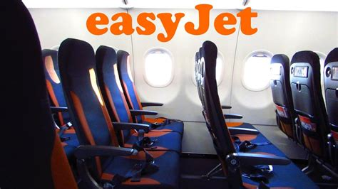 TRIP REPORT | Easyjet A320 | NEW CABIN | Venice VCE to