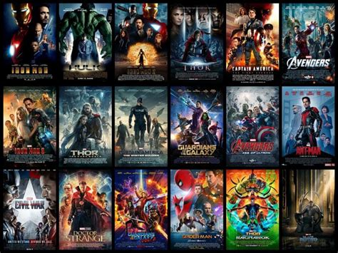 A Look Back on 10 Years of the Marvel Cinematic Universe
