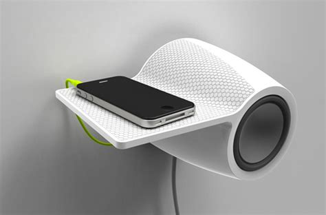 DB60 – WALL MOUNTED BLUETOOTH SPEAKER BY DNGROUP APS