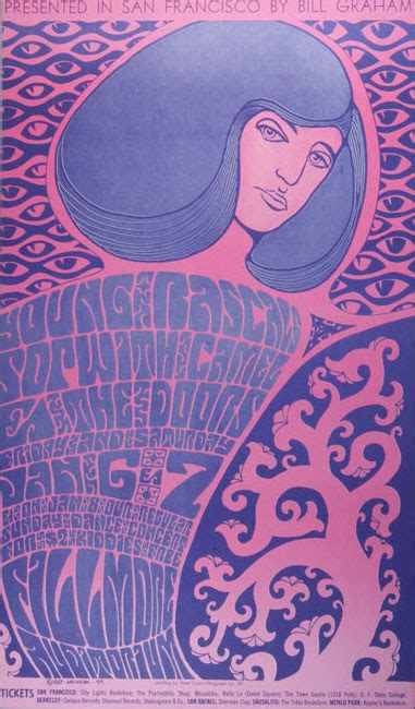 AT THE EDGE OF EXPERIENCE: PSYCHEDELIC ROCK POSTERS FROM
