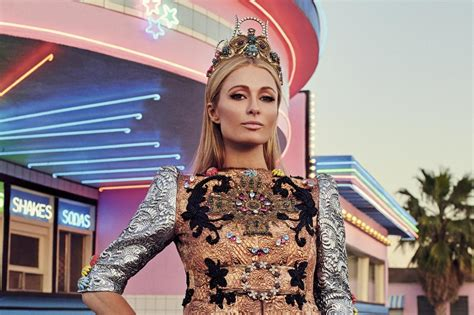 Paris Hilton on love, hiding from the paparazzi and why
