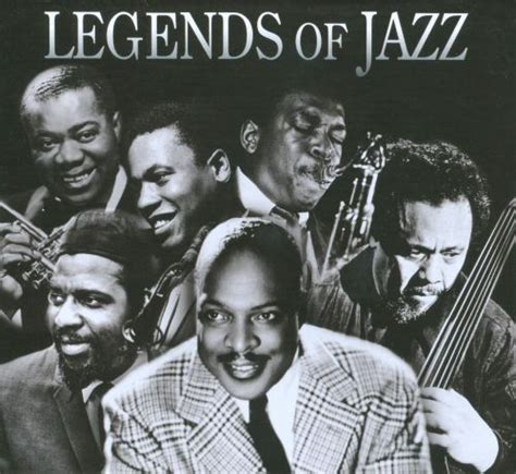 Legends of Jazz [2007] - Various Artists   Songs, Reviews