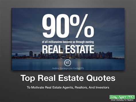 25+ Perfect Real Estate Quotes For Agents, Investors, and
