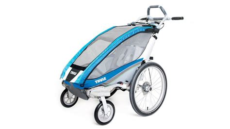 Multisport trailer - Thule Chariot CX - YouTube