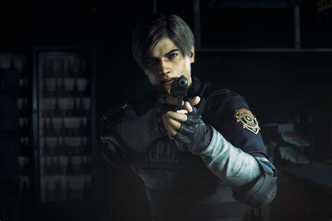 The Resident Evil 2 remake revives the sexy side of its