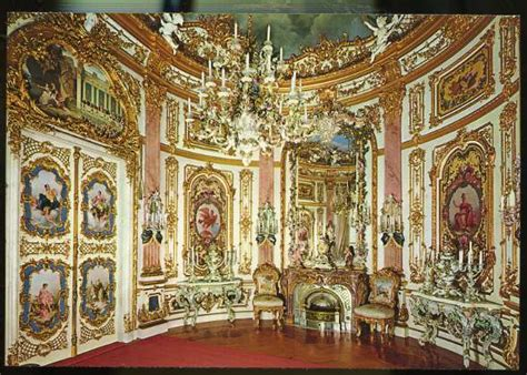 Playle's: Royal Castle of Herrenchiemsee,Porcelain Room