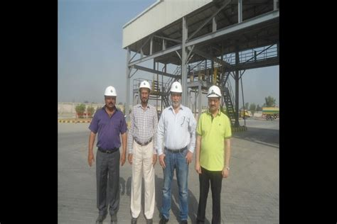 New Filling Gantry at Mehmoodkot Commissioned | Pakistan