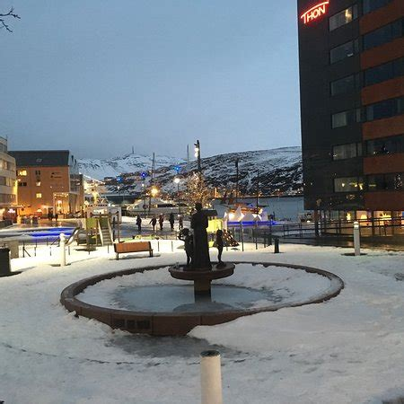 Fountain Mother and Child (Hammerfest, Norge) - omdömen