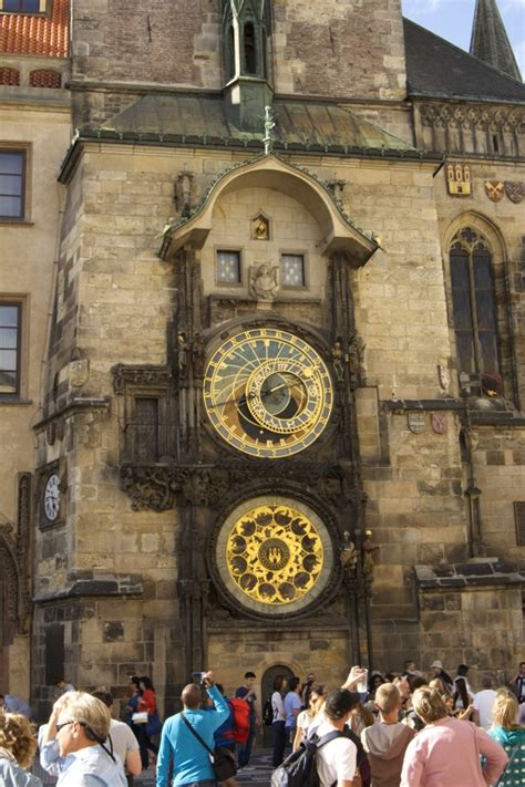 Old Town Hall and Astronomical Clock - Absolute Tours Prague