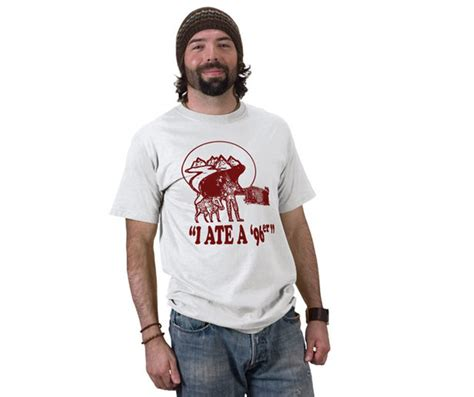 The Great Outdoors Old 96er t-shirt - John Candy tee