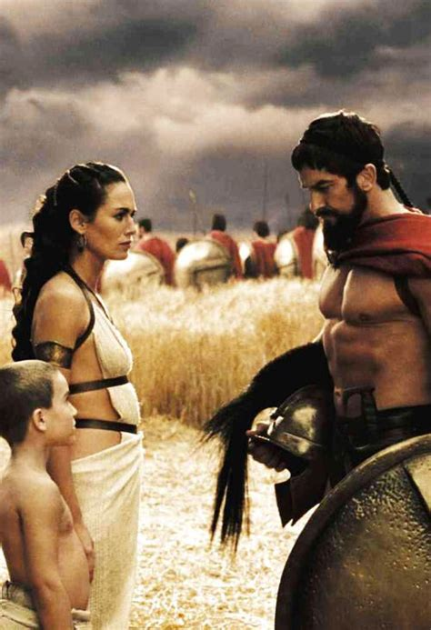 """""""300"""" - movie of Spartan fight against invading army of"""