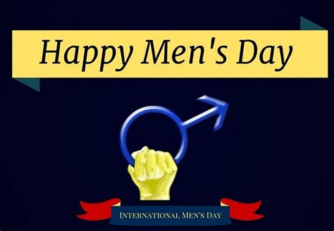Happy Men's Day Hd Images, Wallpaper, Pictures, Photos