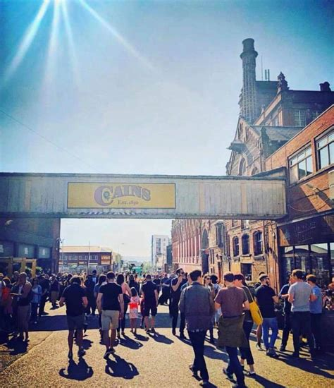 Bank Holiday in the Baltic Triangle: Things to do - Baltic