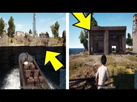 PUBG - SECRET LOCATION WITH MASS LOOT! (Player Unknown's