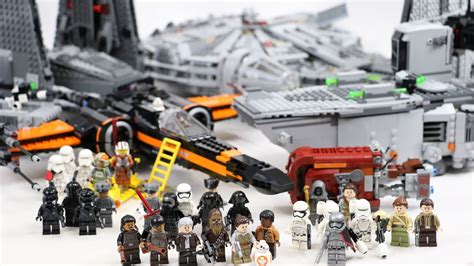 LEGO Star Wars The Force Awakens 1ST WAVE (ALL SETS