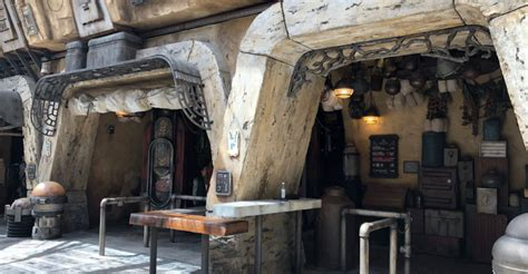 Galaxy's Edge chef: 'Comfort food with a twist of Star