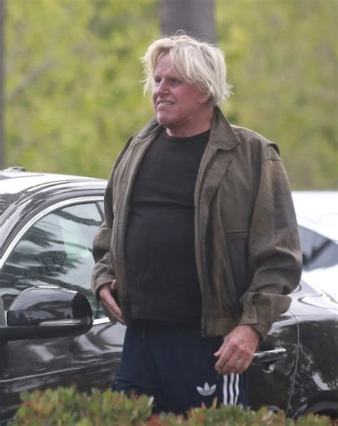 Wildman Gary Busey Tamed By 6-Year-Old | National Enquirer