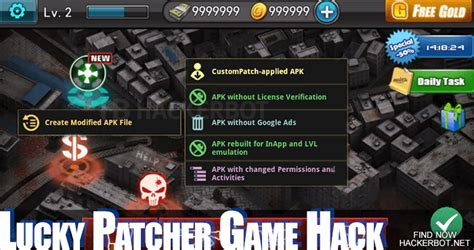 Lucky Patcher APK Download – Hacking Android Games with NO
