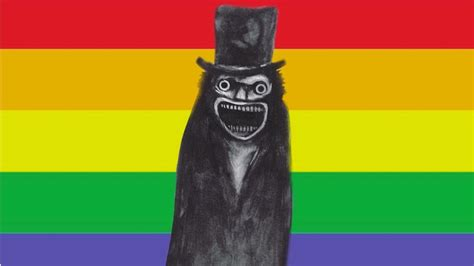 The Babadook Is a Frightening, Fabulous New Gay Icon | The