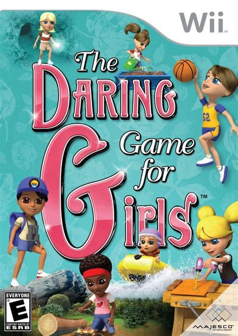 The Daring Game for Girls - Wii | Review Any Game