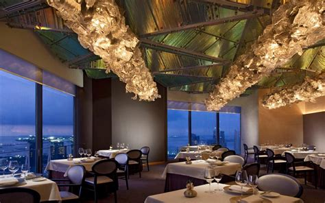 Top 10: Singapore hotels with Michelin-starred restaurants