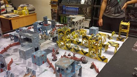 Awesome Deadzone Table - Updated - Wargaming Hub