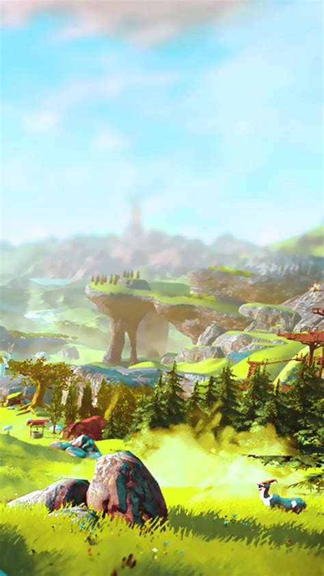 The best Legend of Zelda wallpapers for iPhone 5s, iPod touch
