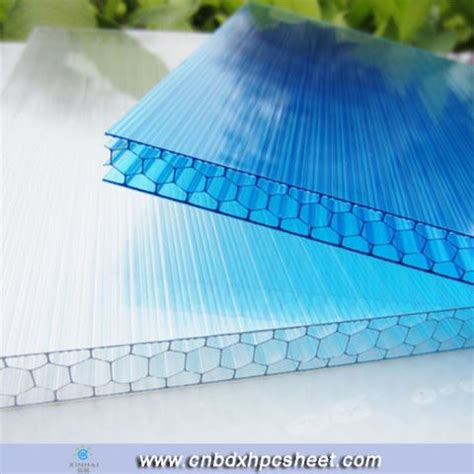 China Sheets Of Polycarbonate Plastic Factory - Wholesale