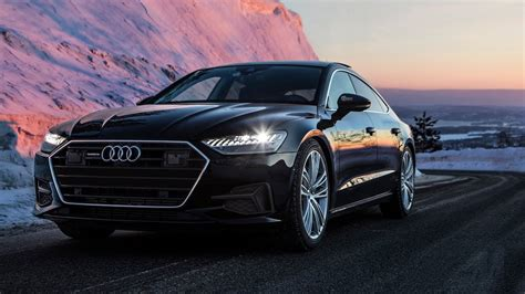 FINALLY! The NEW 2018/19 AUDI A7 (340hp/500Nm) - The
