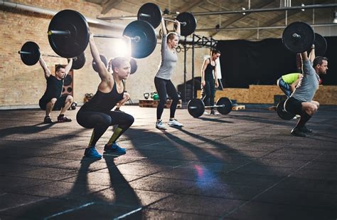 Group Fitness: CrossFit - Set Physical Therapy