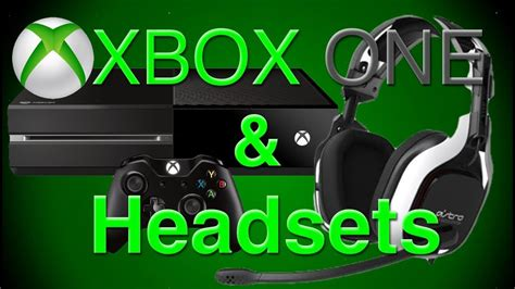 How to Set Up a Gaming Headset on XBOX ONE - Astro A40