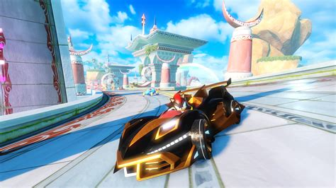 Team Sonic Racing Customization Options Detailed; Two-part