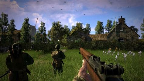 Brothers in Arms Hell's Highway - PC - Torrents Games