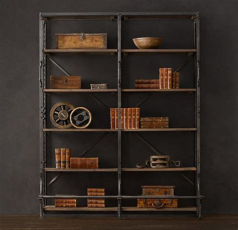 Vintage French Shelving