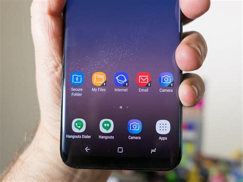 How to set up Samsung's Secure Folder on the Galaxy S8