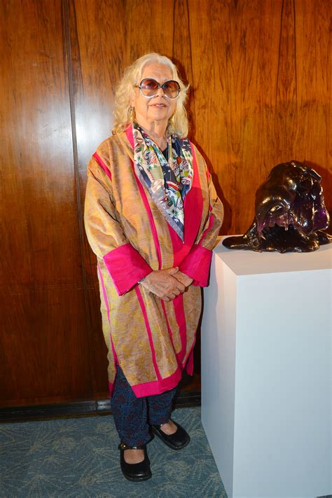 Lynda Benglis on the Pleasures of Decoration, and Why She