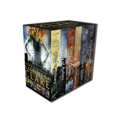 The Mortal Instruments by Cassandra Clare | Waterstones