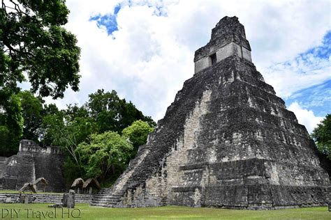 Tikal Ruins Without a Tour: Temples, History & Nature