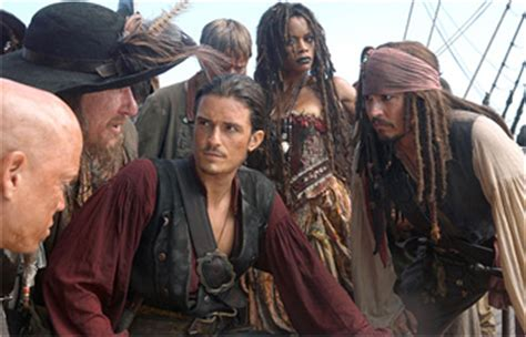 Jaq's Review: Pirates of the Caribbean: At World's End