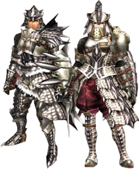 Silver Rathalos Equipment - The Monster Hunter Wiki