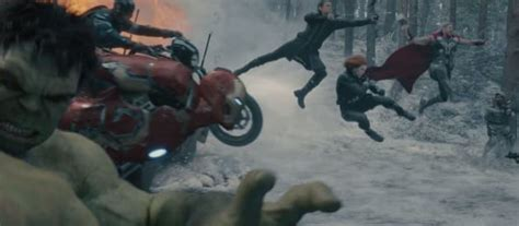 Avengers Age of Ultron Trailer: A Vision Revealed! - Movie