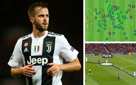 Why Miralem Pjanic was key to Juventus dominating the