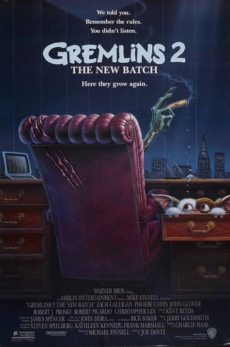 Gremlins 2 - The New Batch (1990) Review | Movie