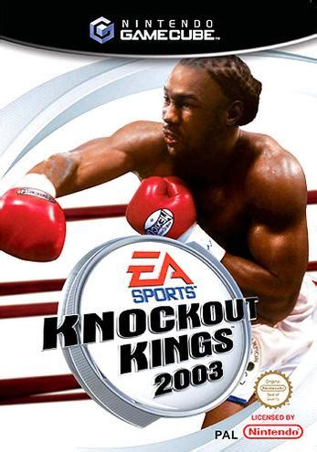 Knock Out Kings 2003 - Gamecube - Discshop