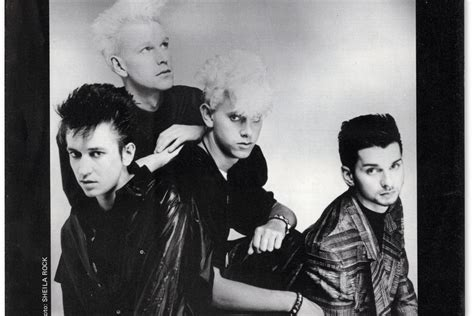 Pictures from the world's biggest monument to Depeche Mode