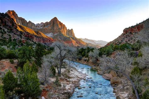 18 Facts About Zion National Park Utah