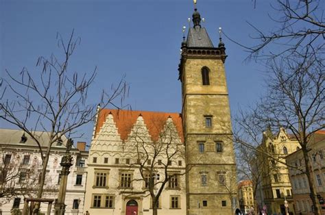 New Town Hall   Prague Stay